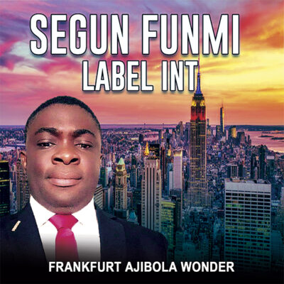 FrankFurt Ajibola Wonder -  Segun Funmi