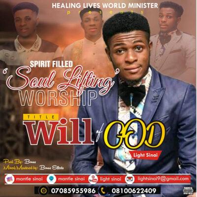 Light Sinai - Will of God - Mp3